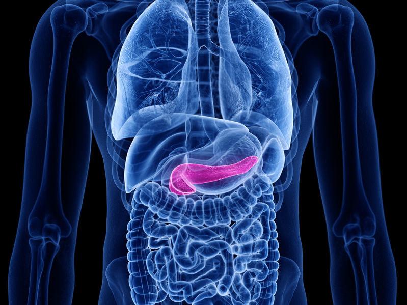 Jak objawia się przewlekłe zapalenie trzustki? /©123RF/PICSEL