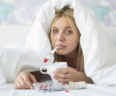 Jak odróżnić grypę od przeziębienia?