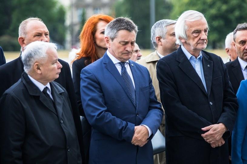 """Jak podkreśla w rozmowie z """"GW"""" jeden z posłów PiS - decyzja ws. marszałka Kuchcińskiego jeszcze nie zapadła /Adam Burakowski /Reporter"""