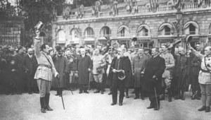 Jak Polacy na francuskich czołgach wyzwolili łotewski Dyneburg