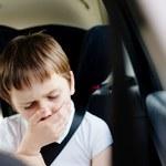 Jak pomóc dziecku po wymiotach?
