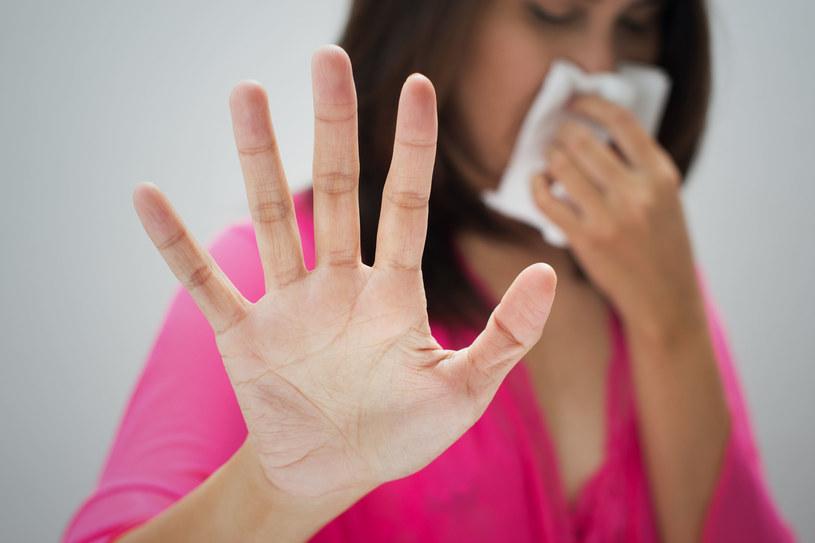Jak poradzić sobie z alergią? /123RF/PICSEL