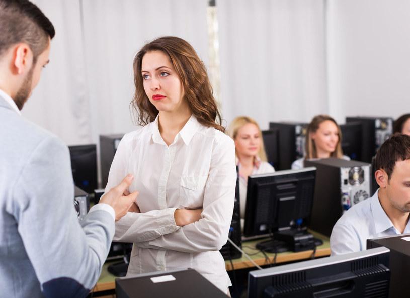 Jak poradzić sobie z nerwowoym szefem? /123RF/PICSEL