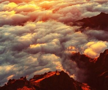 Jak powstają chmury?