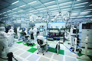 Jak powstają procesory Intela?