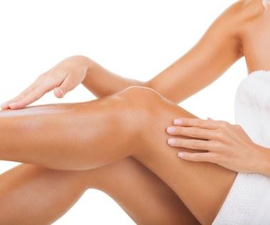 Jak pozbyć się suchej skóry?