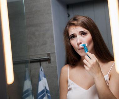 Jak pozbyć się wąsika?
