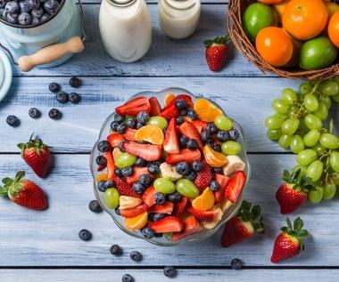 Jak prawidłowo łączyć owoce?