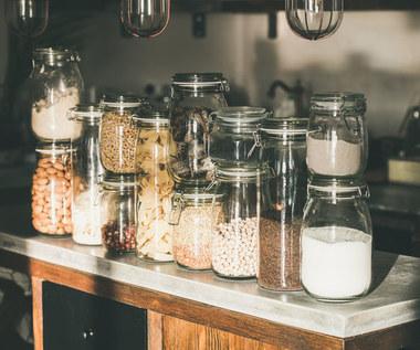 Jak przechowywać mąkę i produkty sypkie?