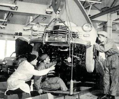 Jak przepadł pierwszy silnik