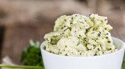 Jak przygotować masło z koprem i cytryną