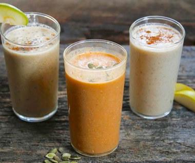 Jak przygotować smoothie w kolorach jesieni