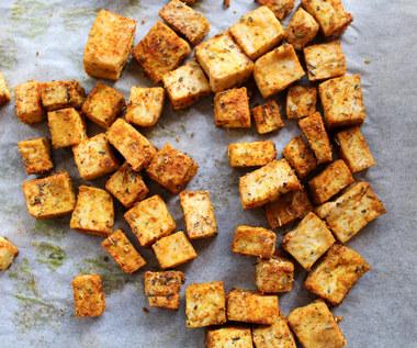 Jak przyrządzić smażone tofu?