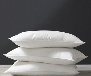 Jak ręcznie prać poduszki?
