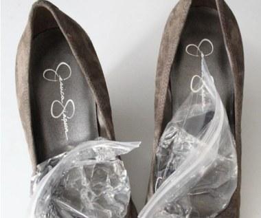 Jak rozciągnąć buty za pomocą lodu?
