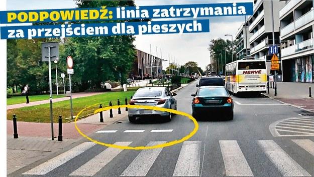 Jak rozpoznać, że poruszasz się nieprawidłowo, jeśli wcześniej nie patrzyłeś na znaki /Motor