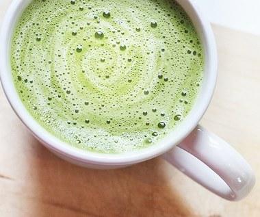 Jak schudnąć za pomocą herbaty matcha i mleka?