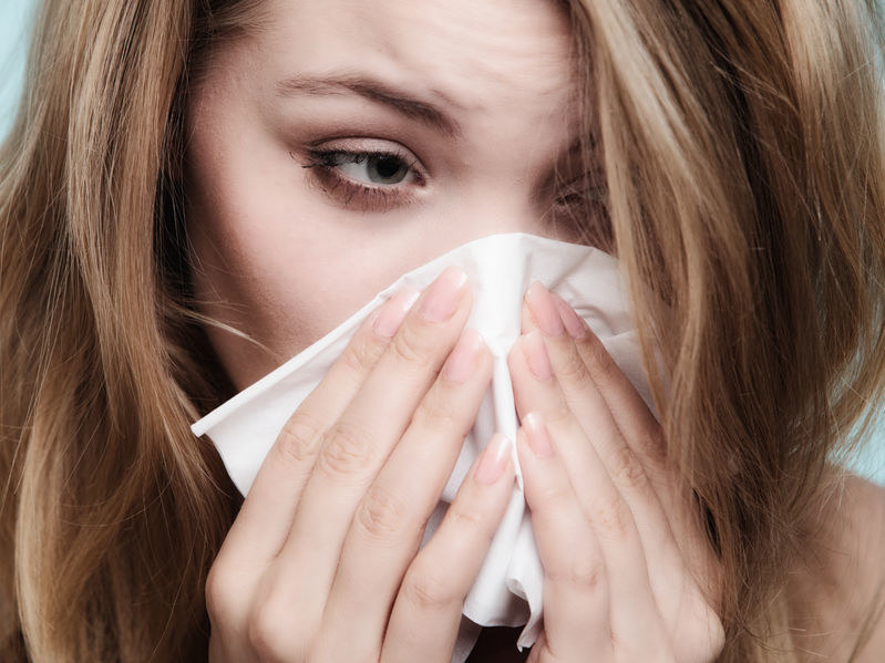 Jak się objawia nadmiar histaminy? /©123RF/PICSEL