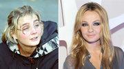 Jak się zmieniała Małgorzata Socha...