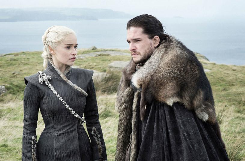"""Jak skończy się """"Gra o Tron""""? /HBO/Kobal/REX/Shutterstock /East News"""