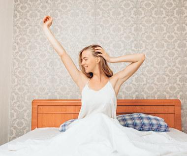 Jak spać, żeby się wyspać?