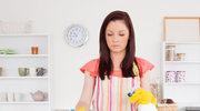 Jak sprzątać, by nie szkodzić maluszkowi?