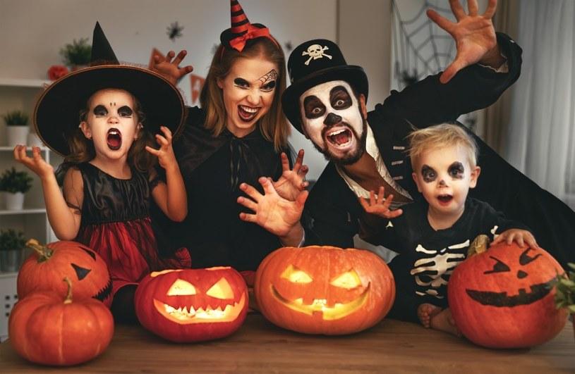 Jak świętować Halloween? /©123RF/PICSEL