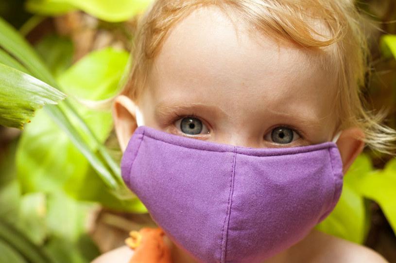 Jak szacują badania, powyżej 40 proc. dzieci oddycha na co dzień w sposób niewłaściwy /123RF/PICSEL