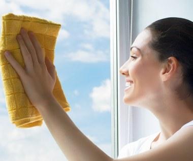 Jak szybko i bez problemów umyć okna?