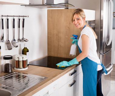 Jak szybko i skutecznie posprzątać kuchnię?