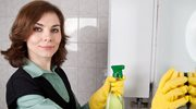 Jak szybko i sprawnie umyć łazienkę?