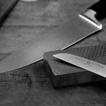 Jak szybko naostrzyć nóż bez użycia ostrzałki?