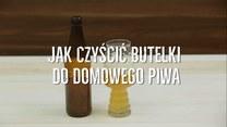 Jak szybko wyczyścić butelki?