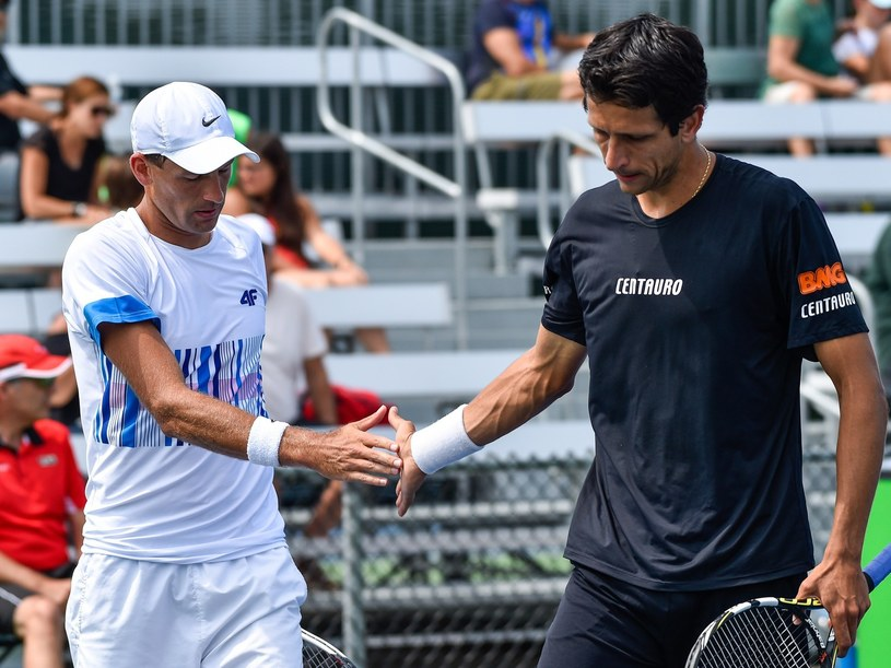 Jak triumfatorzy Wimbledonu poradzą sobie w Nowym Jorku? /AFP