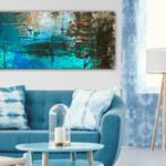 Jak udekorować salon przy pomocy obrazów?