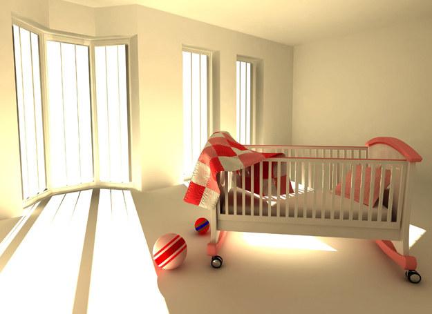 Jak urządzić pokój dziecka? Sprawdź nasze najtańsze pomysły /123RF/PICSEL