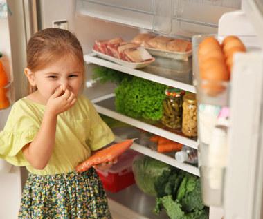 Jak usunąć przykry zapach z lodówki?