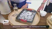 Jak usunąć zabrudzenie z blachy do pieczenia?