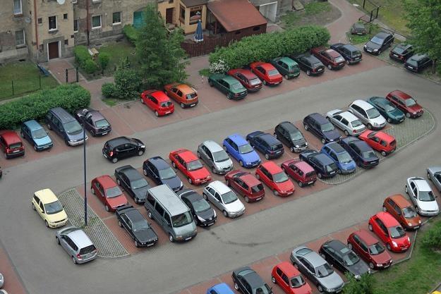 Jak utrzymać porządek na parkingu? / Fot: Adrian Slazok /Reporter