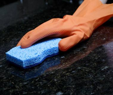Jak w domowy sposób myć granitowy blat kuchenny?