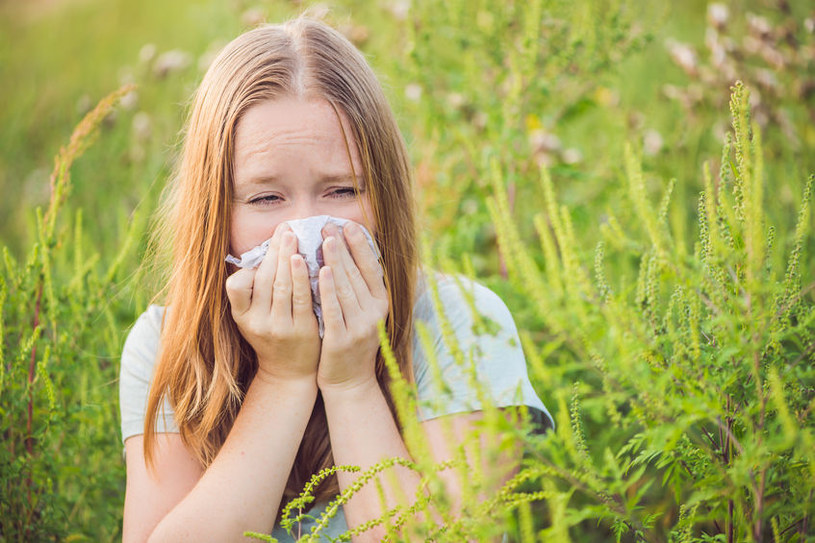 Jak walczyć z alergią wiosenną? /©123RF/PICSEL