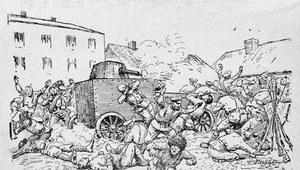 Jak we wrześniu 1920 r. polski zagon pancerno-motorowy zdobył Kowel