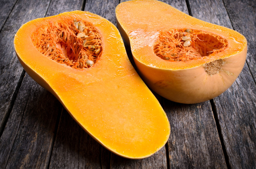 Jak większość warzyw i owoców, również dynia ma działanie odkwaszające /123RF/PICSEL