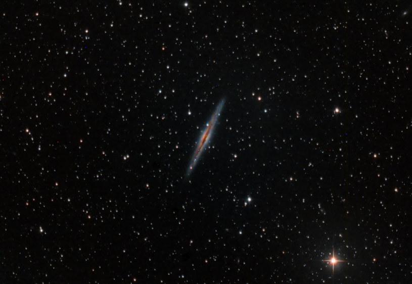 Jak wielki jest wszechświat? /NASA