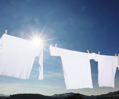 Jak wybielić ubrania domowym sposobem?