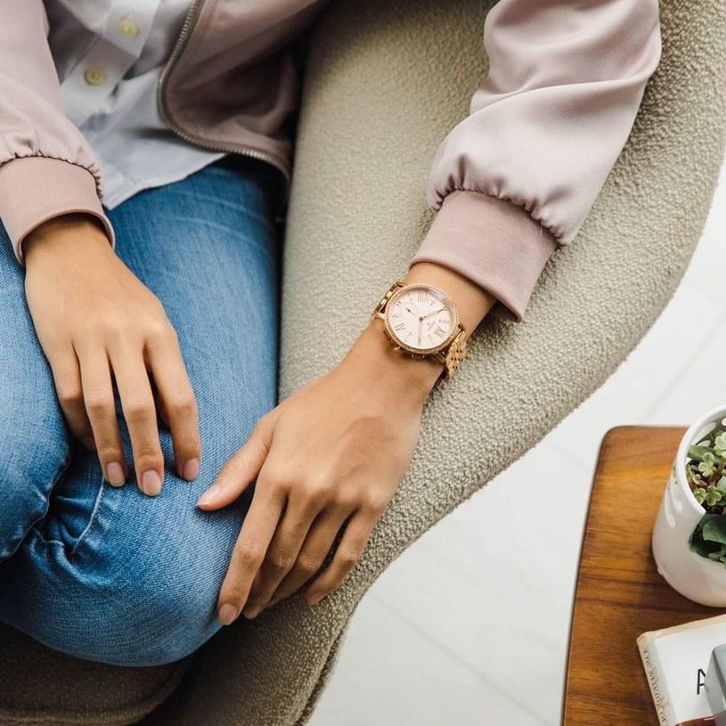 Jak wybrać damski zegarek? /materiały prasowe