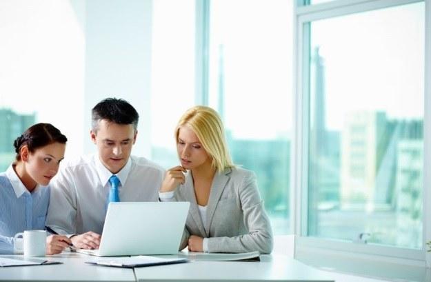 Jak wybrać dobrego laptopa biznesowego? /123RF/PICSEL