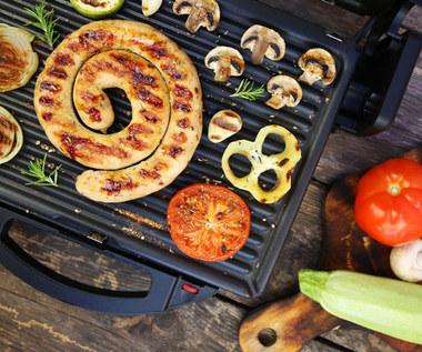 Jak wyczyścić elektryczny grill - opiekacz?
