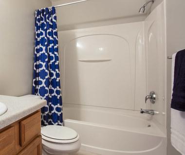 Jak wyczyścić zasłonę prysznicową?