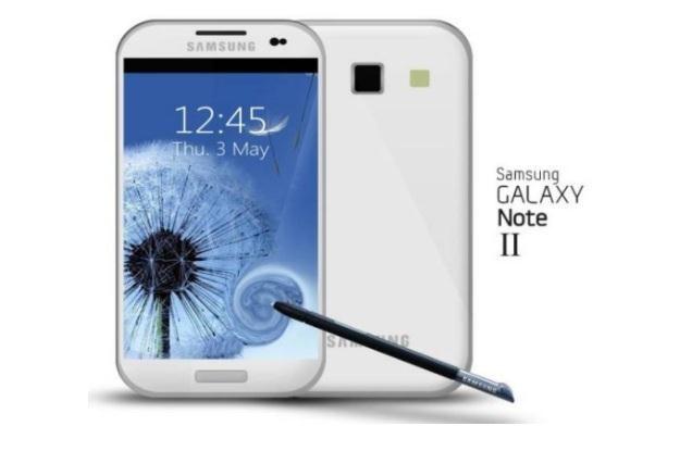 Jak wyglądać będzie Samsung Galaxy Note II? INTERIA.PL będzie na miejscu premiery /android.com.pl